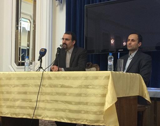 دکتر عزیزی_روز دانشجو_سفارت ایران در روسیه