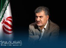 پیام تسلیت دکتر عبدالرضا عزیزی در پی درگذشت آیت الله مهدوی کنی