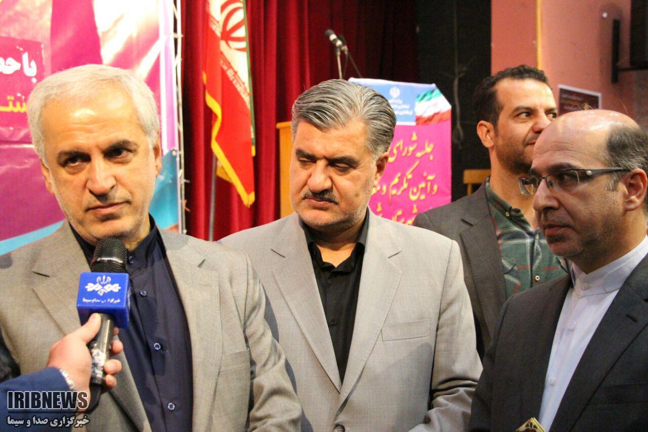 معرفی امین رضا مرآتی به عنوان فرماندار شیروان