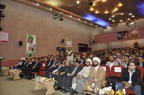 جلسه شورای اداری شهرستان شیروان با حضور معاون پارلمانی رییس جمهور