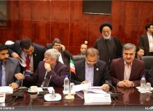 با حضور هیات پارلمانی ایران برگزار شد؛ نشست نوبت صبح روسای مجالس اتحادیه پارلمانی کشورهای اسلامی