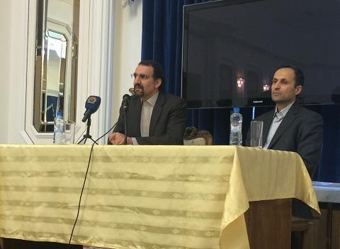 دکتر عبدالرضا عزیزی_سفارت ایران در روسیه
