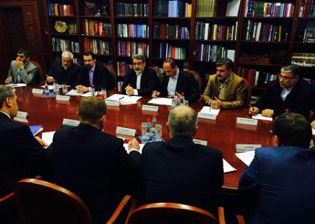 گزارش تصویری سفر دکتر رحمانی فضلی وزیر کشور به روسیه (۱)