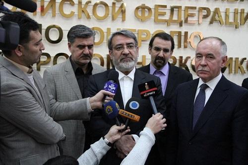 دکتر عزیزی_دکتر رحمانی فضلی_ستاد مبارزه با مواد مخدر روسیه
