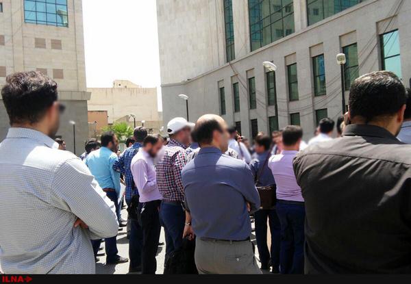 تجمع کارکنان شرکت مترو نشان از ضعف مدیریت شهرداری است
