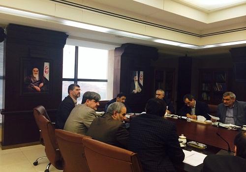 نشست مجمع نمایندگان خراسان شمالی با وزیر راه و شهرسازی