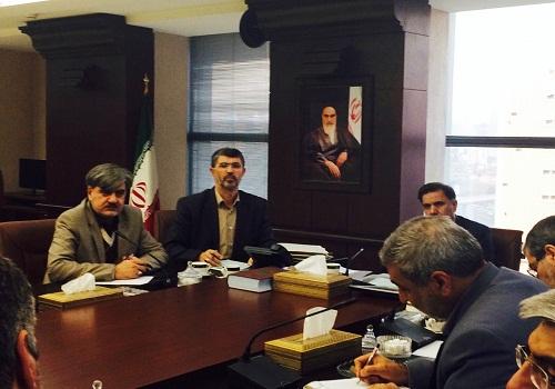 نشست مجمع نمایندگان و مسئولین خراسان شمالی با وزیر راه و شهرسازی