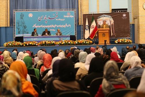دومین نشست قند پارسی در سازمان فرهنگ و ارتباطات اسلامی برگزار شد