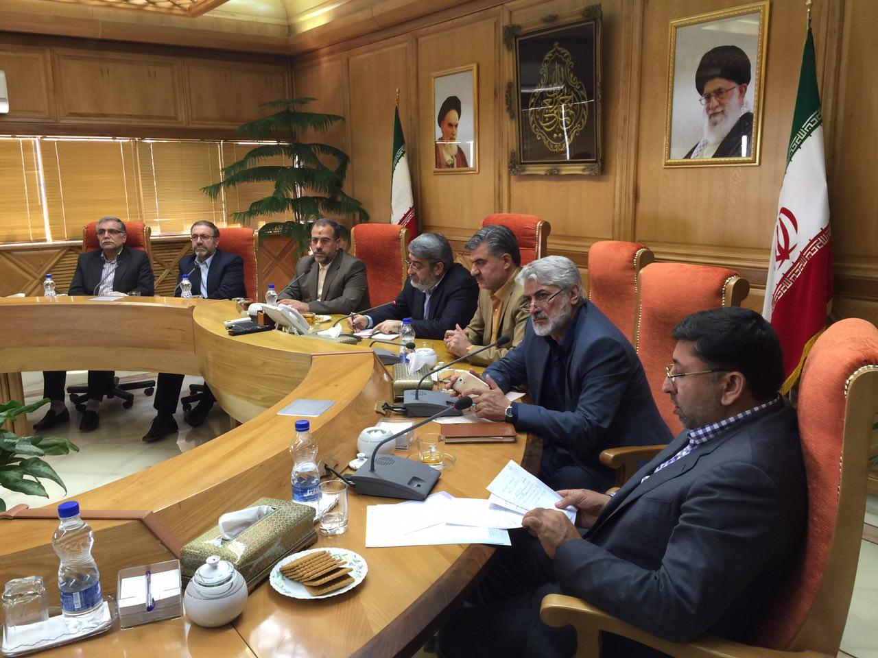 نشست نمایندگان خراسان با وزیر کشور برای تعیین تکلیف میزان و پدیده