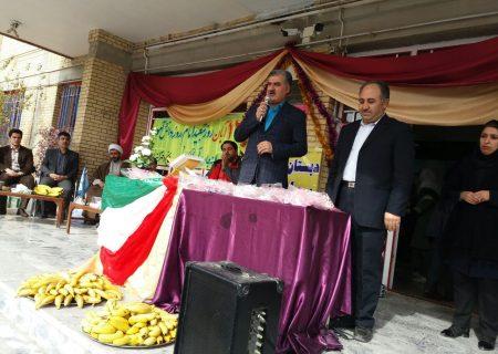 حضور دکتر عزیزی در مراسم روز ۱۳ آبان در مجتمع آموزشی سما شیروان –  ۱۴ آبان ۱۳۹۶