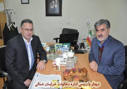 گزارش تصویری سفر دکتر عبدالرضا عزیزی به خراسان شمالی-آذر ۹۳ (۳)