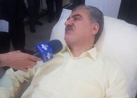 اهدای خون رئیس کمیسیون اجتماعی مجلس شورای اسلامی- سه شنبه ۱۰ مرداد ۱۳۹۶