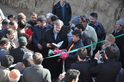 بهره برداری و افتتاح طرحهای شهرستان شیروان در دهه مبارک فجر ۹۳ – ۲