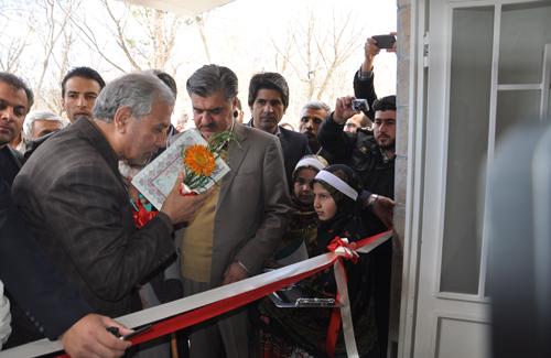 افتتاح خانه امید بازنشستگان با حضور وزیر محترم رفاه، کار و تامین اجتماعی