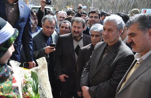 افتتاح خانه امید بازنشستگان
