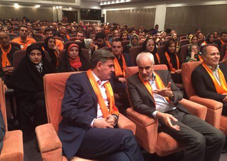 حضور دکتر عزیزی در همایش تجلیل از دست اندرکاران فوتبال – چهارشنبه ۸ مهرماه ۱۳۹۴