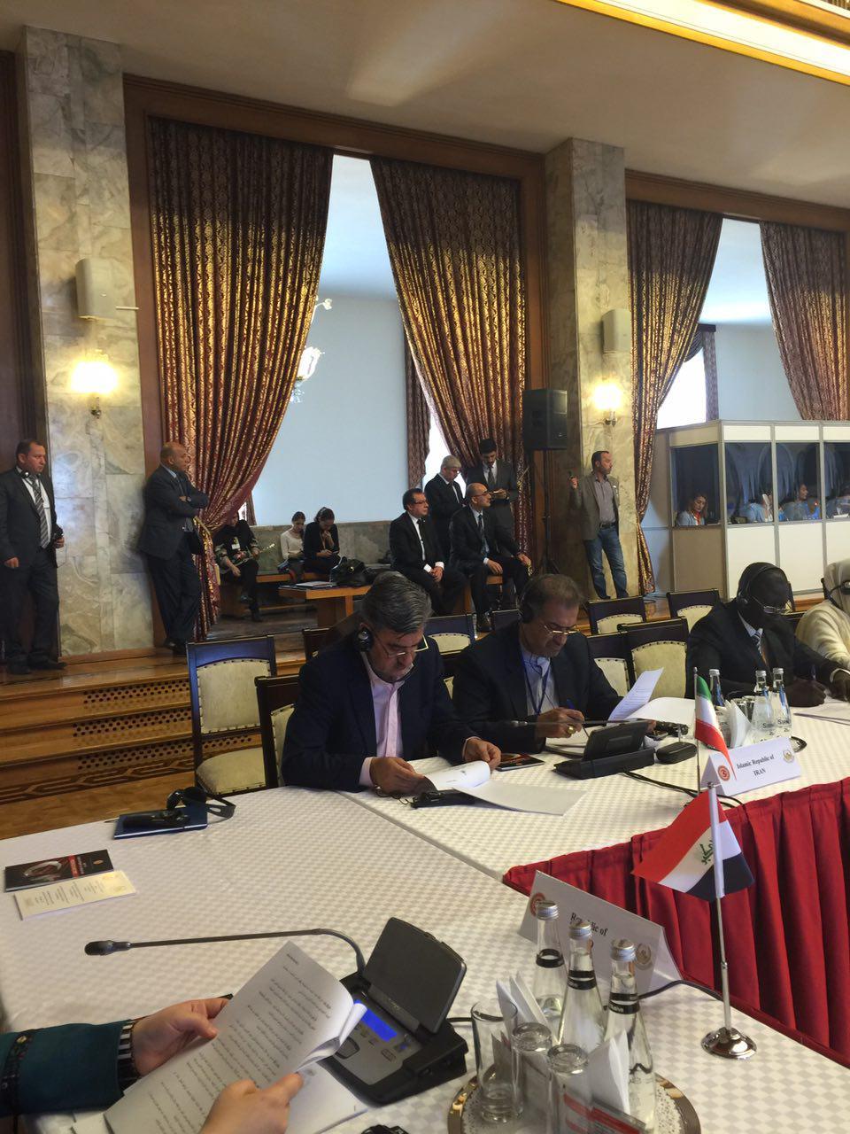 با حضور نمایندگان ایران برگزار شد، سی و ششمین نشست کمیته اجرایی بین المجالس سازمان همکاری اسلامی