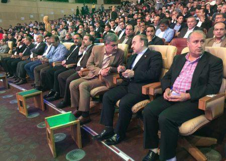 مراسم تقدیر از برترینهاى فوتبال سال ٩٥-٩٦ ایران