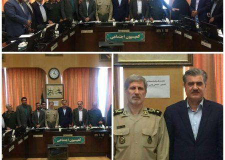 حضور وزرای پیشنهادی دولت دوازدهم در کمیسیون اجتماعی مجلس شورای اسلامی ۲۳ مرداد ۹۶