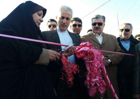 آیین افتتاح متمرکز ۱٣۶ پروژه عمرانی باحضور دکتر عزیزی، استاندار و دیگر مسئولین استانی و شهرستانی