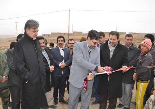 بهره برداری و افتتاح طرحهای شهرستان شیروان در دهه مبارک فجر ۹۳ – ۳
